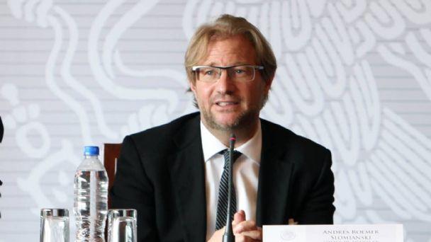 Fiscalía de la CDMX solicita a Israel la extradición de Andrés Roemer