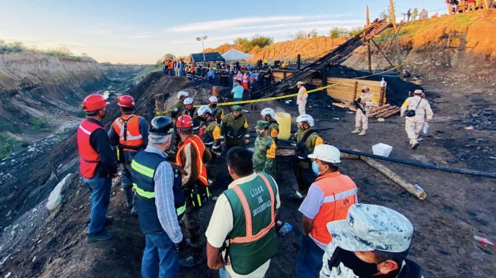 Recuperan el cuerpo del séptimo minero atrapados en Micarán