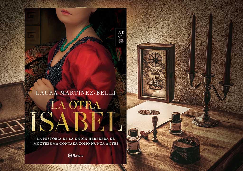 """""""La otra Isabel"""", la visión de la mujer durante la Conquista de México"""