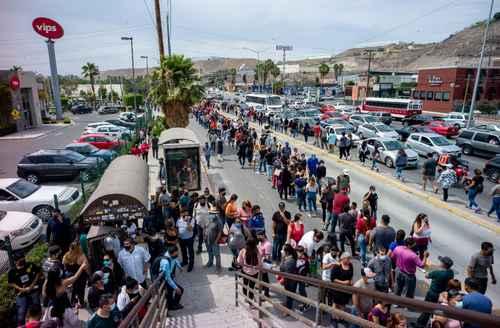 Baja California, primer estado con población vacunada mayor de 18 años; un millón 247 mil 988 de personas inoculadas