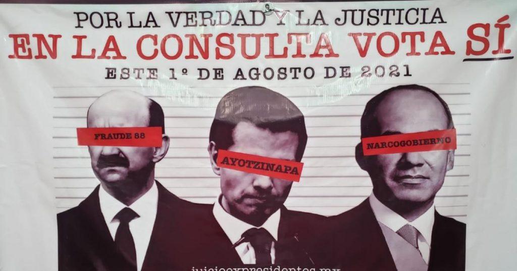 Espionaje de las administraciones pasadas, otro argumento para participar en la Consulta del 1 de agosto: AMLO