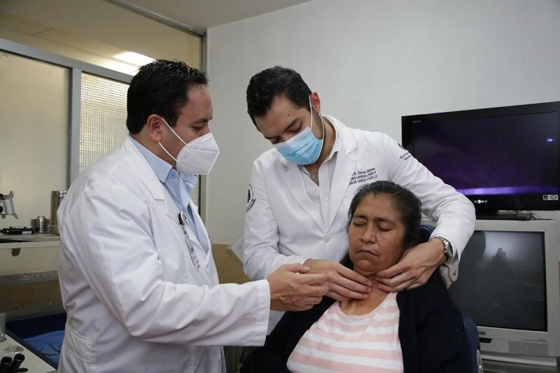 Endocrinólogos del IMSS, expertos en atender alteraciones hormonales y prevenir tumoraciones malignas