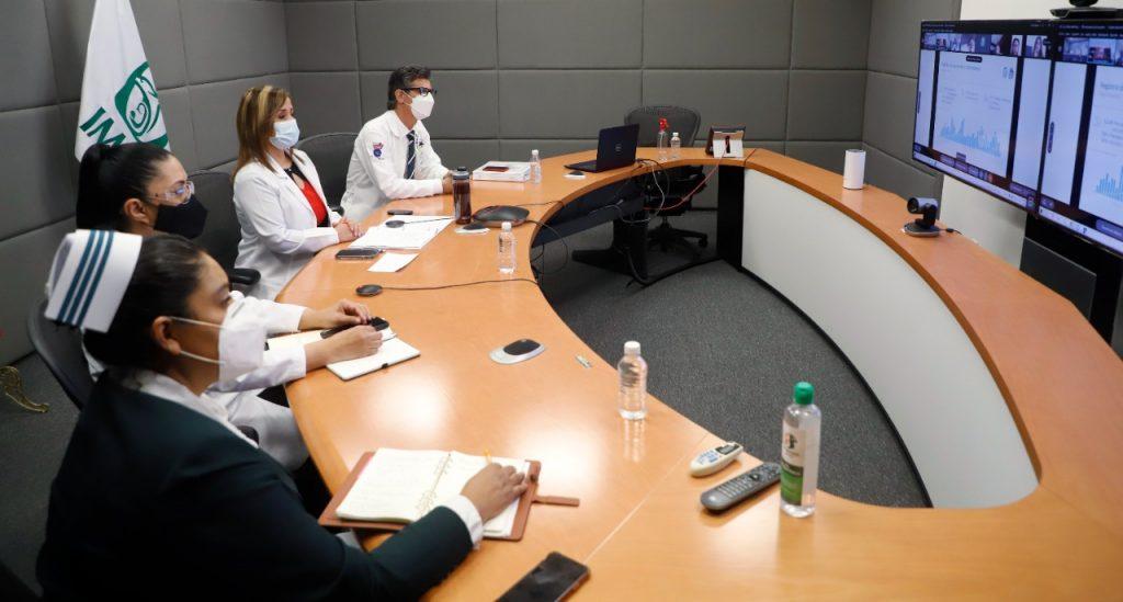 Continúa IMSS capacitación de personal de salud en plataforma digital para atención de niños con cáncer