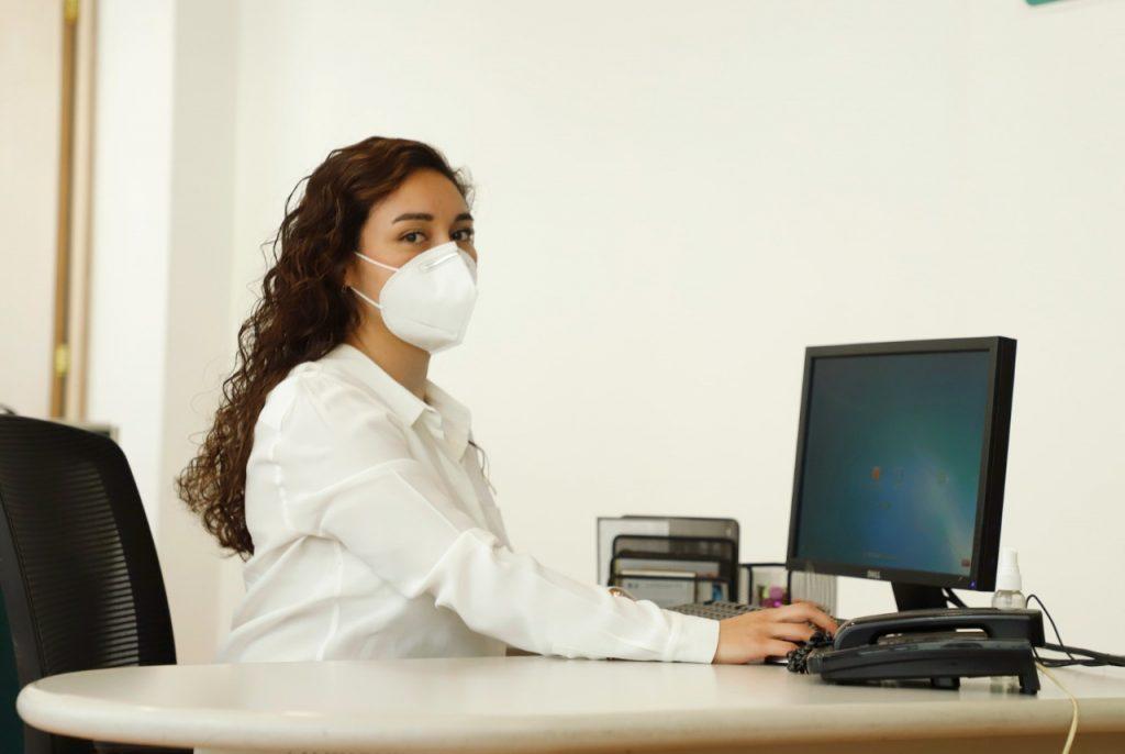 IMSS continúa con eficiencia administrativa gracias al trabajo de secretarias y secretarios durante pandemia por COVID-19