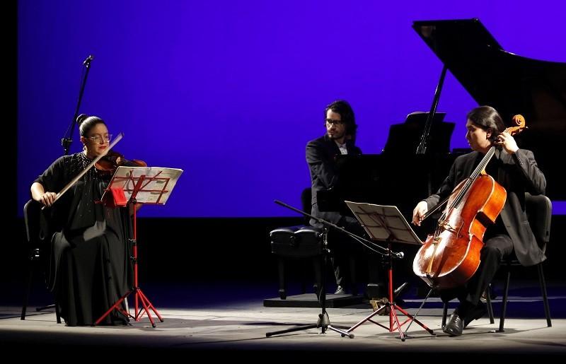 El ensamble oírTrío celebra su primera década de trayectoria con dos recitales en el Cenart