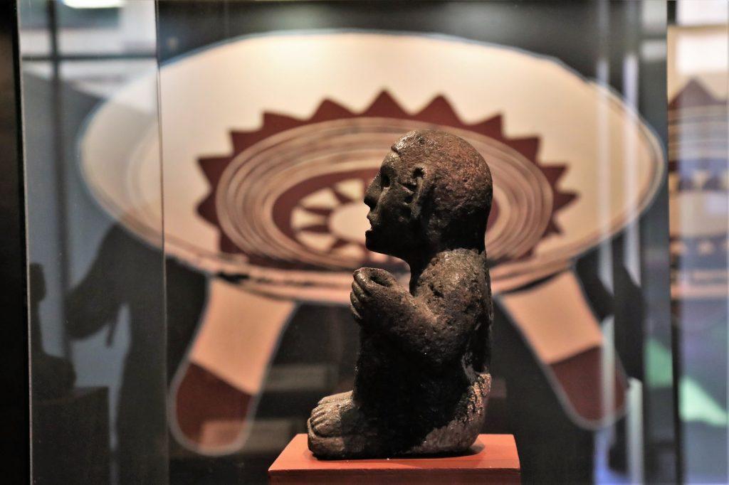"""Celebra museo arqueológico """"Román Piña Chan"""" 46 aniversario"""