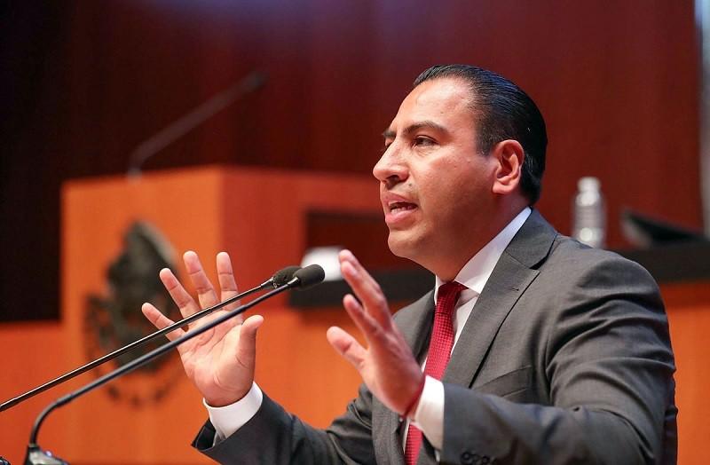 La voz de nuestros pueblos no se apagó en 1521, destaca el senador Eduardo Ramírez
