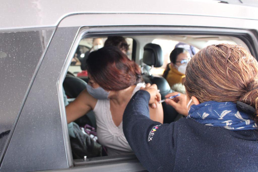 Suma Naucalpan  65,170 personas de 30 a39 años vacunadas contra Covid-19