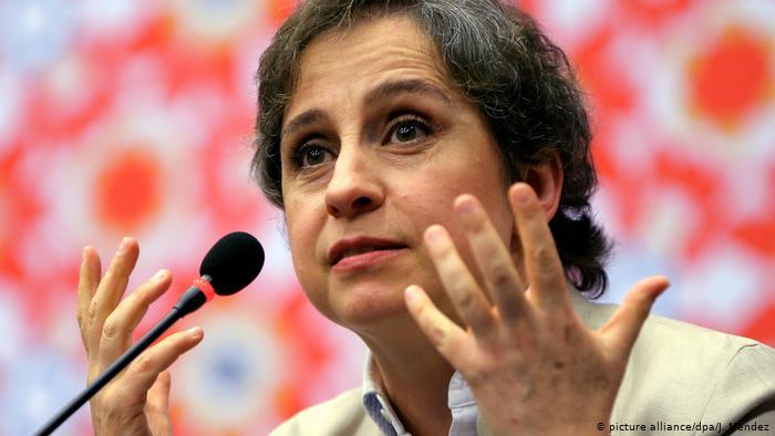 AI pide a AMLO más transparencia sobre Pegasus; gran paso de gobierno abrir expedientes de transacciones espía: Aristegui