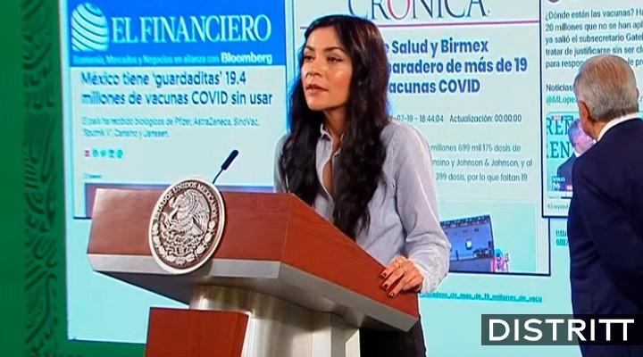 Reforma, El Universal, El Financiero, El Economista y La Crónica, periódicos con más menciones negativas a AMLO
