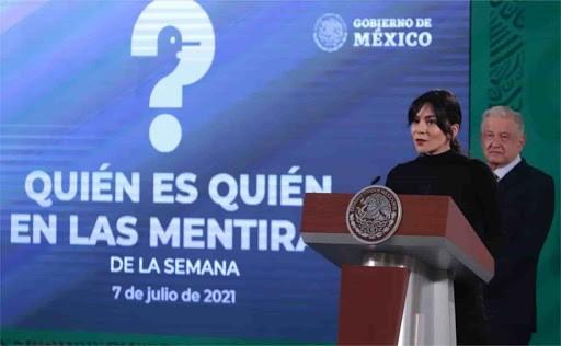 Durante campañas electorales medios y conductores criticaron más a Morena que a otros partidos, según datos del INE: Presidencia de la República