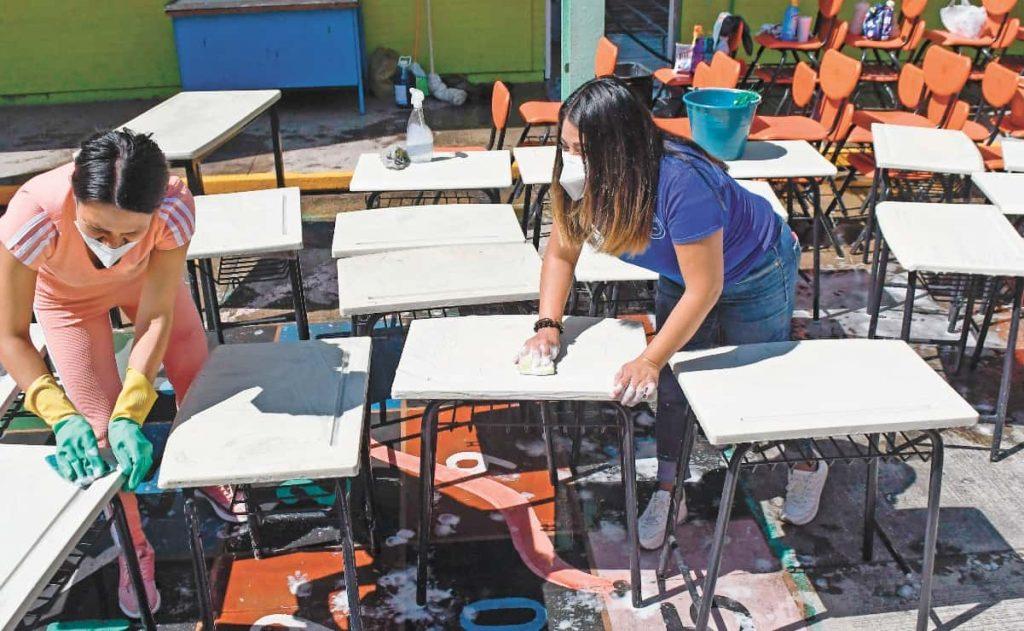 Prioridad a la apertura de escuelas en condiciones de seguridad para evitar una catástrofe generacional: UNICEF