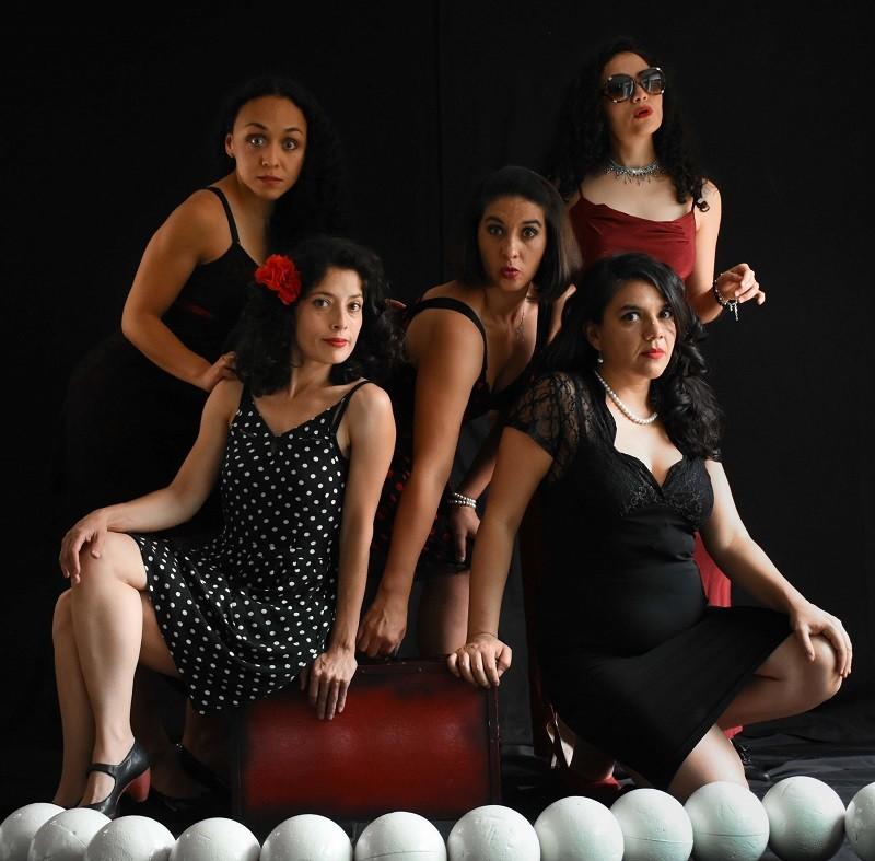 El humor femenino se manifiesta en el Cenart con la puesta en escena Varietè De-lirios