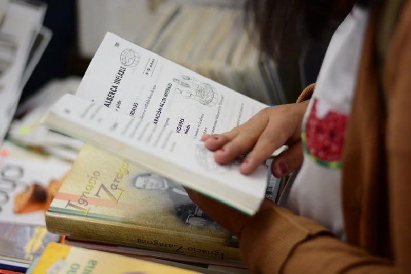 1300 editoriales participarán en la Trigésima Cuarta Feria Universitaria del Libro en Pachuca