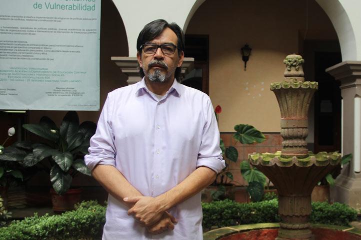 Luis Fernando Granados Salinas; defensor de la mexicanidad
