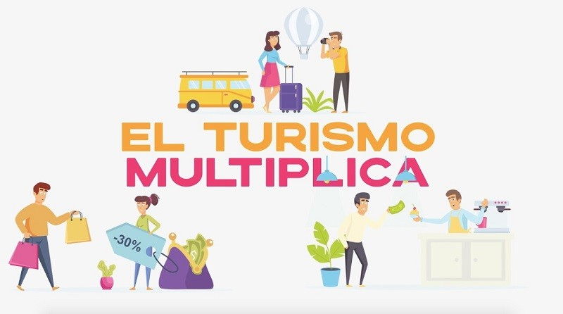 Promueve ASETUR efecto multiplicador del turismo