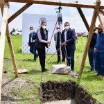 Inicia construcción del nuevo cementerio de San Pablo Autopan