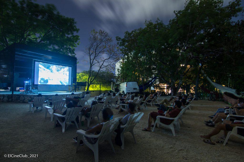 ¡ElCineClub en Playa del Carmen celebra 10 años descentralizando el cine con actividades presenciales y en línea para todo México!