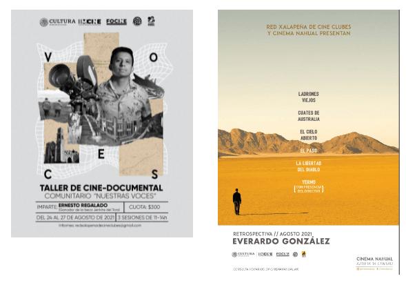 Cine mexicano en Cinema Nahual