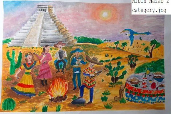 Invitan a niñas y niños mexicanos a participar en el Concurso de dibujos infantiles