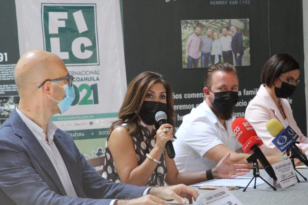 El 16 de septiembre se inicia la Feria Internacional del Libro de Coahuila en modalidad híbrida