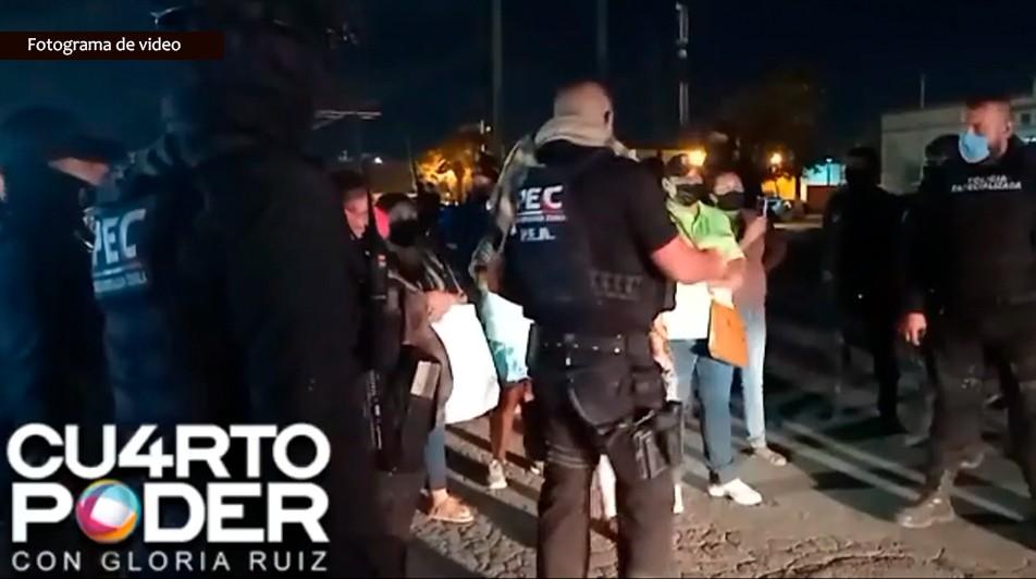 Artículo 19 denuncia violencia contra periodistas en represión a manifestantes en Coahuila