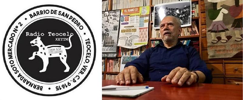 Radio Teocelo: primera emisora comunitaria del país; tiene más de medio siglo al aire