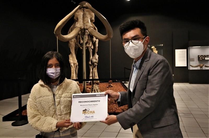 """Nombran """"Pacha"""" al mamut del museo de antropología e historia"""