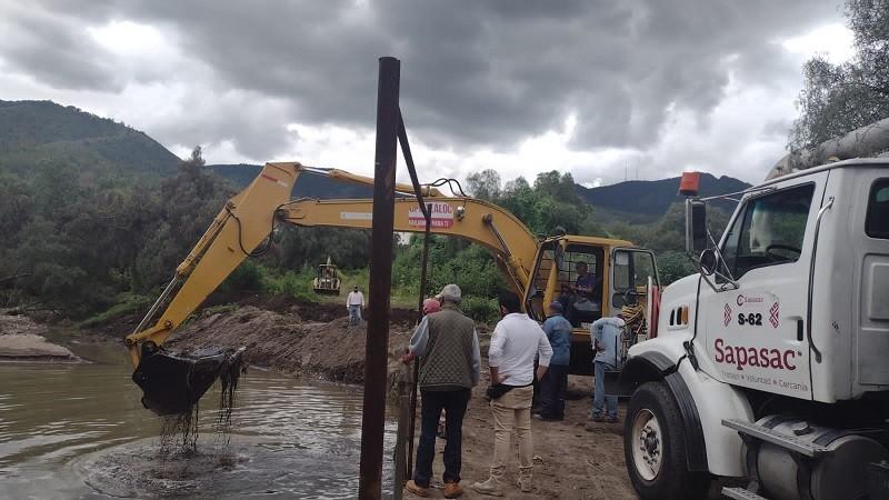 Gobierno de Coacalco mantiene el apoyo en comunidades afectadas por las lluvias