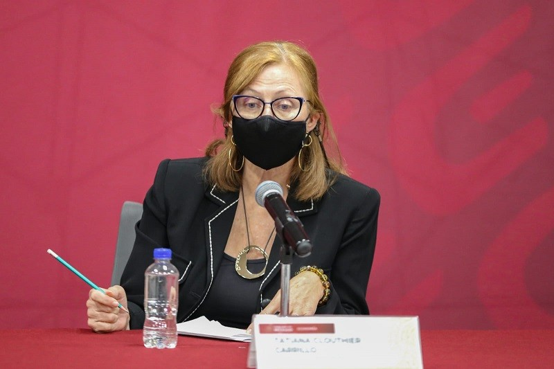 Tatiana Clouthier, llevará a cabo una visita de trabajo a Washington, D.C.