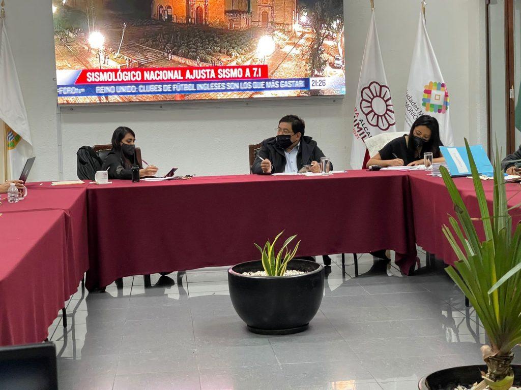Xochimilco instala puesto de mando para atender sismo