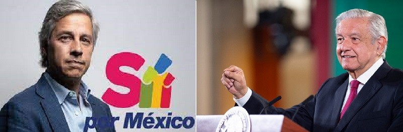 México insistirá en que Estados Unidos deje de financiar a Claudio X. González: López Obrador