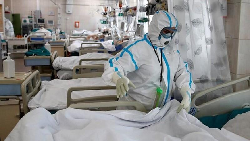 Oaxaca registra mil 765 casos activos de COVID-19, 12 hospitales están al 100% de capacidad