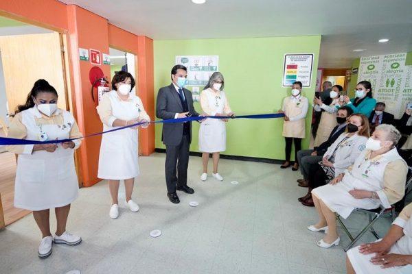 """Se inaugura """"El Bazar de Ringo"""" del Voluntariado IMSS"""