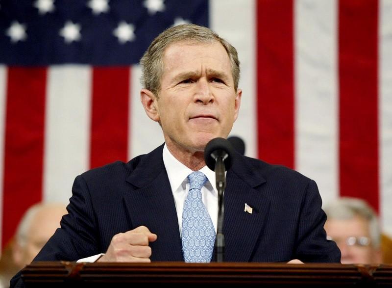 El frente informativo de Bush