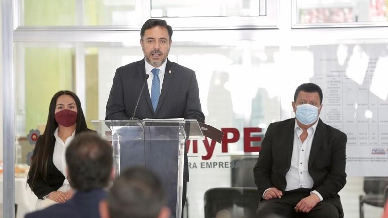Hacen equipo IPN y GAM para apoyar a MIPyMES ante efectos económicos de la pandemia