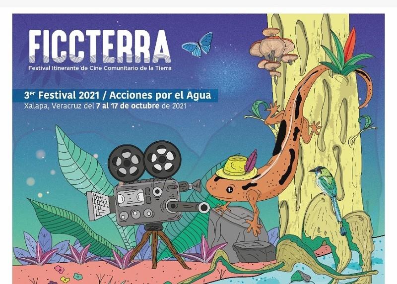 Llega la tercera edición de FICCTERRA: Festival Itinerante de Cine Comunitario de la Tierra a Veracruz