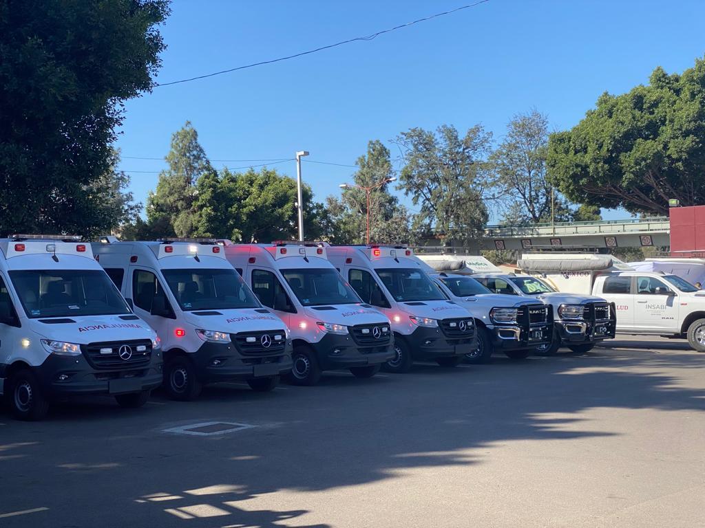 Insabi rehabilita el Hospital General de Tijuana