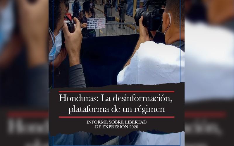 Asesinados, 92 periodistas en Honduras durante el periodo 2001-2020