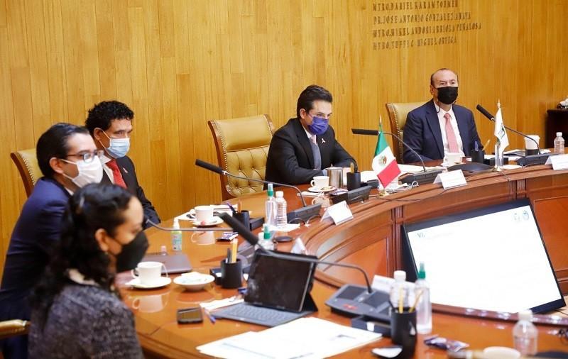 Comisión de Inversiones Financieras del IMSS presentó su informe anual