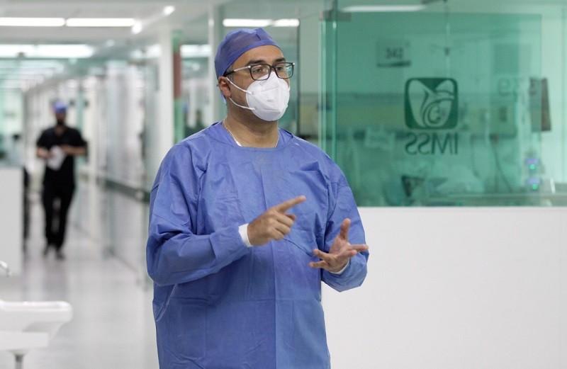 Unidad de Quemados del IMSS, en Magdalena de las Salinas, ofrece tratamiento integral a pacientes que requieren injerto de piel