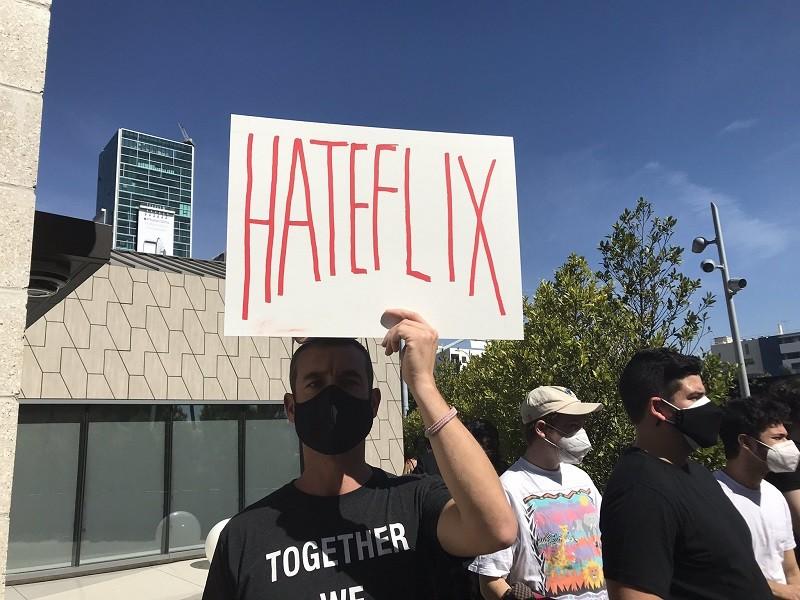 Trabajadores de Netflix inician protesta por contenido ofensivo contra comunidad transgénero