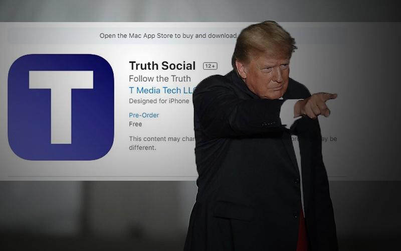 TRUTH Social, la nueva red social de Donald Trump