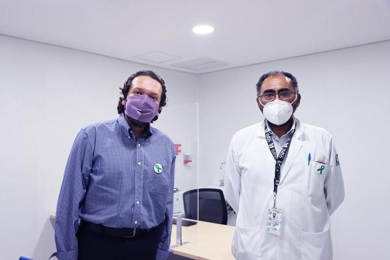 Paciente vence Cáncer con trasplante de médula ósea