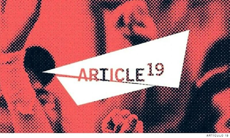 Fiscalía de Yucatán y exfuncionaria de Medio Ambiente acosan a periodistas: Artículo 19