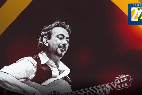 Canal 22 presenta El Guitarrista Azul
