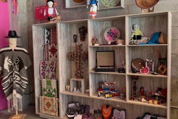 """Invita IIFAEM a Conocer su Tienda Casart en Parque de la Ciencia """"Fundadores"""""""