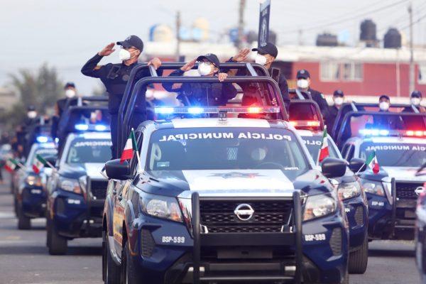 Ecatepec sale de los municipios más inseguros del país; mejora 11.2% sentimiento de seguridad de habitantes
