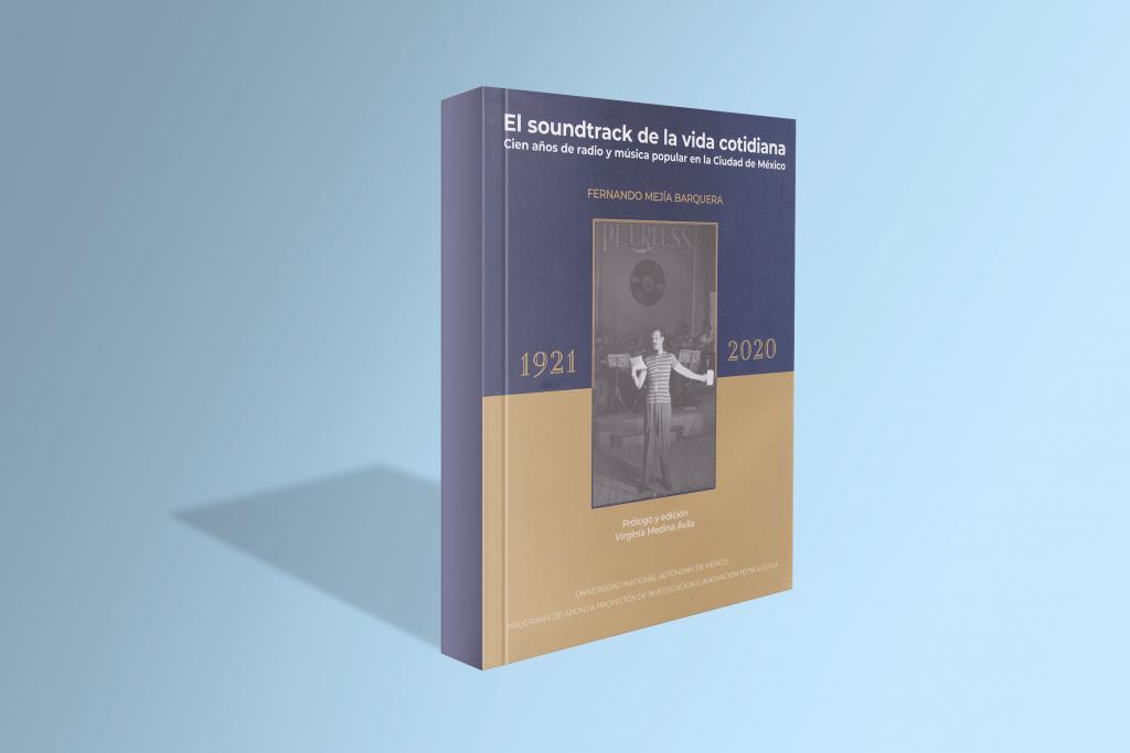 Oferta radiofónica musical en la Ciudad de México, limitada por la radio comercial: Fernando Mejía Barquera
