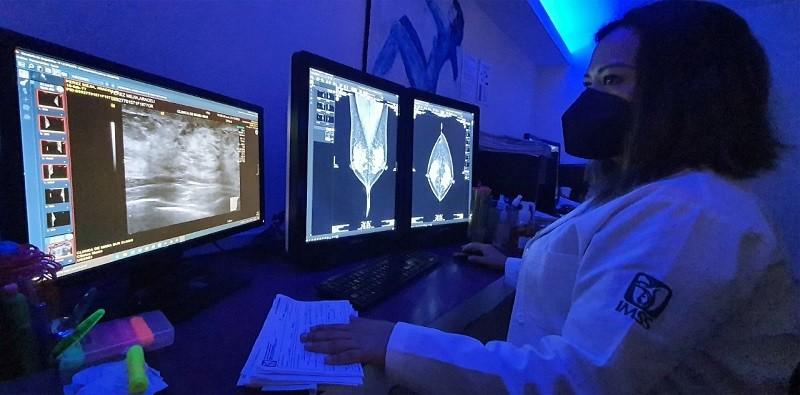 Ofrece IMSS tratamientos de mastectomía para salvar la vida de pacientes con cáncer de mama